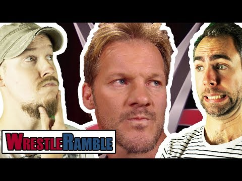 Chris Jericho & Triple H Backstage Heat Behind NJPW Move? | WrestleRamble