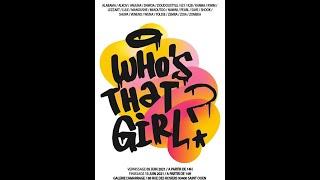 Who's That Girl / expo Miaoutoo de Lorella Disez