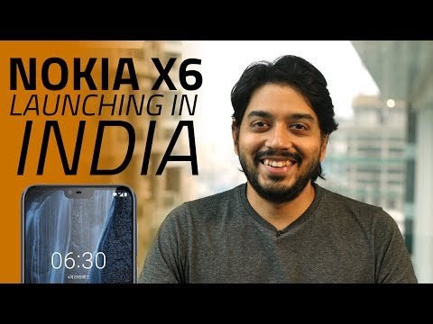 Nokia X6 to Launch in India | Camera, Specifications, and More