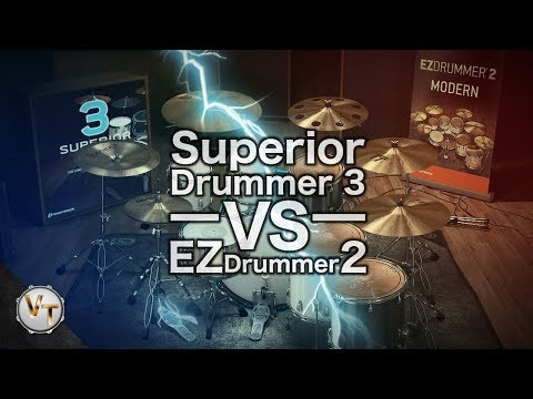 Superior Drummer 3 & EZDrummer 2 (Review/Explanation)
