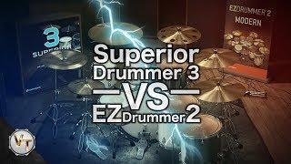 Superior Drummer 3 & EZDrummer 2 (Review/Explanation)