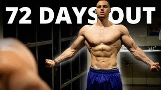 High Volume Chest Day Pump | IT'S FINALLY HERE! | 72 DAYS OUT