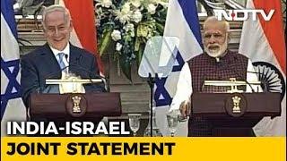 You're Revolutionising India, Benjamin Netanyahu Tells PM Modi