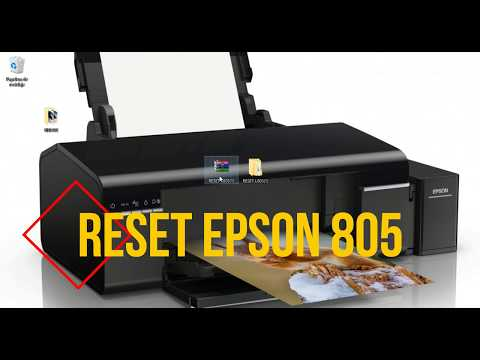 EPSON L120 RESETTER FREE Download | Reset Waste Ink Pad