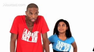 How to Do Isolations | Kids Hip-Hop Moves