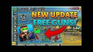 Pixel Gun 3D Hacked Account Mod All Guns Unlimited Coins and Gems Root/No Root 15.3.2
