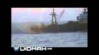 Russian Navy Smashing Poachers!!