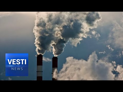 """Pollution in Krasnoyarsk Out of Control: Ecological Team Deployed to Combat the """"Black Skies"""""""