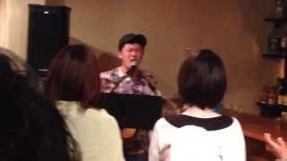 "May 24, 2014 ghostnote大平""a walk in the life""@二子新地potluck"