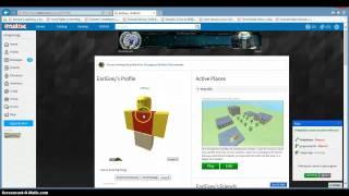 ROBLOX tutorial- How to get rich quick LEGIT! (DESC)
