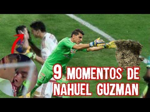9 Momentos del Portero de Tigres Nahuel Guzman Boser Salseo