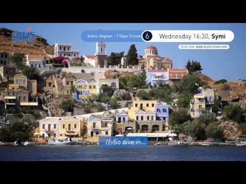 7 Days Cruise Iconic Aegean - Istanbul, Kusadasi, Santorini, Crete, Rhodes, Symi, Chios, Mykonos