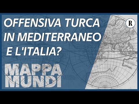 L'offensiva turca nel Mediterraneo. Ankara a Tripoli. E l'Italia? - Mappa Mundi