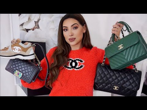My Entire CHANEL Collection: Bags, Shoes, Accessories, Costume Jewellery & RTW