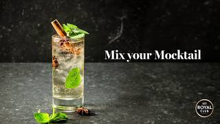 Mocktail Video Cinnamint Summer