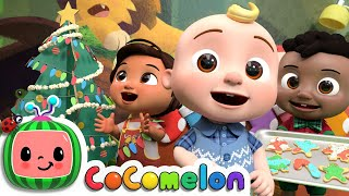 Winter Show And Tell At School | CoComelon Nursery Rhymes & Kids Songs