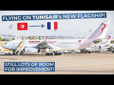 TRIPREPORT | Tunisair (ECONOMY) | Airbus A330-200 | Tunis - Paris Orly