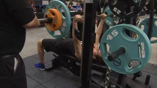 Gotta See It: Matthews shows off his fitness at NHL Combine