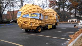 Planter's Nut Mobile In Salisbury, Md