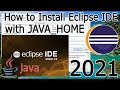 How to install Eclipse IDE on Windows 10  2021 Update  Step by Step Eclipse Installation