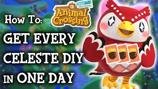 Animal Crossing New Horizons: How To Farm Celeste DIYs