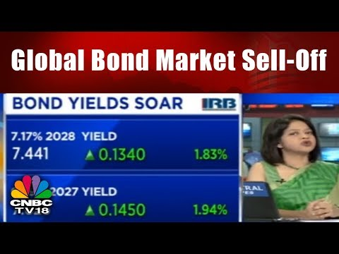 Global Bond Market Sell-Off| Expect bond sell-off to coincide with pull back in US market:A.Narayan