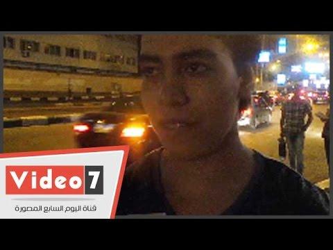 اليوم السابع : بالفيديو .. المواطن مصطفى للحكومة المشاكل معروفة وملهاش حل للحكومة