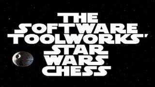 Star Wars Chess gameplay (PC Game, 1993)