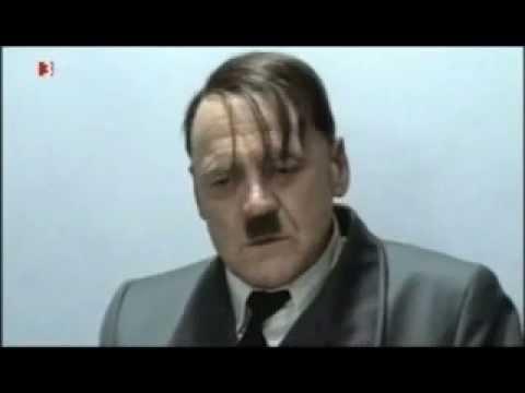 Hoeneß, ausgerechnet Hoeneß!! Hitlerparodie