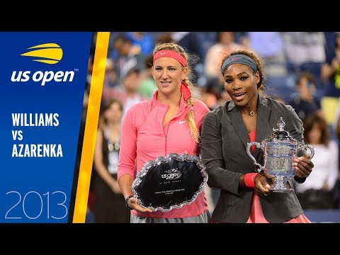 Serena Williams Vs Victoria Azarenka Full Match | US Open 2013 Final