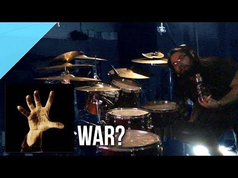 System of a Down  War? drum   Allan Heppner