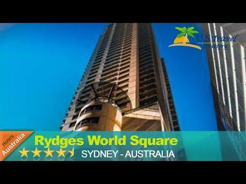 Rydges World Square - Sydney Hotels, Australia
