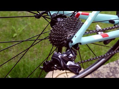Shimano Di2 Electronic Gears for Road Bikes Explained