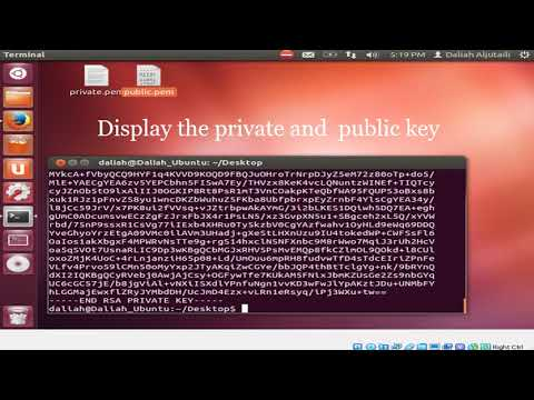 40Days Summer Training | Hacker Track: Encrypt Decrypt File Using Private Public Key OpenSSL