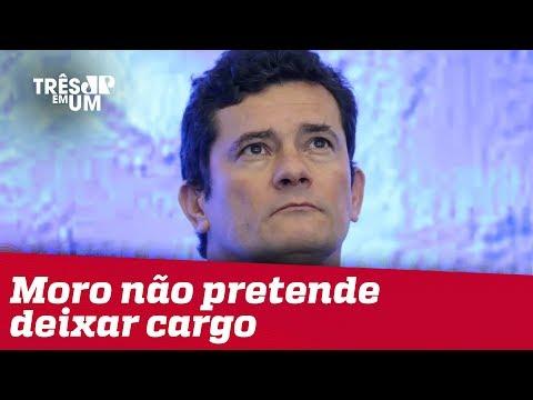 Sergio Moro nega conluio com força-tarefa da Lava Jato