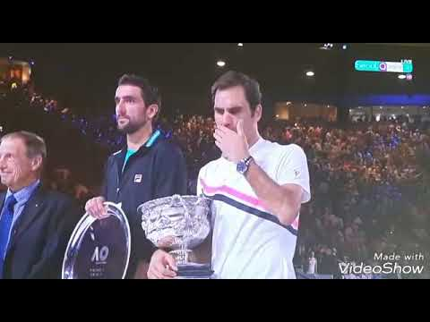 Roger Federer wins sixth Australian Open and 20th Grand Slam title