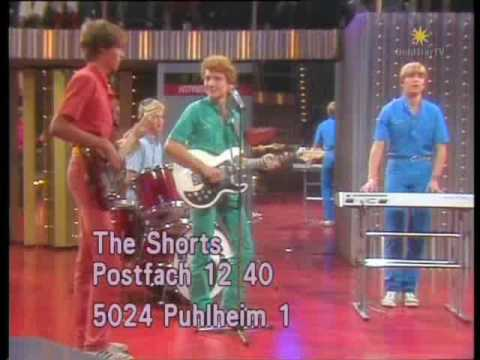 Shorts - Ich bin du bist , Deutsch version 1983
