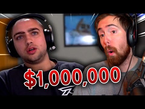 THIS WILL MAKE ME A MILLIONAIRE feat. Asmongold  