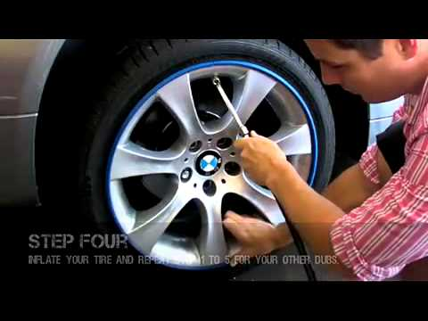 Alloy Wheel Protector Rim Protector Wheel Ring Protector