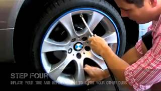 Alloy wheel protector/rim protector/wheel ring protector/tire protector/wheel protection