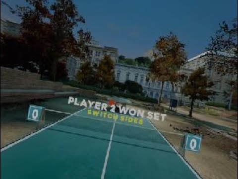 Supreme GOD 8  VR Ping Pong Pro  