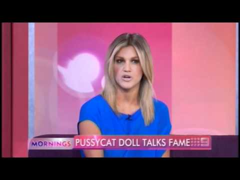 [PCDWorld.co.uk] Ashley Roberts - Interview (Channel Nine Australia - 2nd May 2012)
