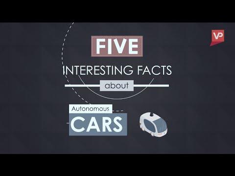 5 Interesting Facts about Autonomous Cars