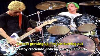 Primera canción de Dookie (= Green Day lml.