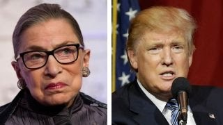 ginsburg regrets trump comments but is damage already done