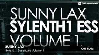 Sylenth1 Presets | Sunny Lax Sylenth1 Essentials Volume 1