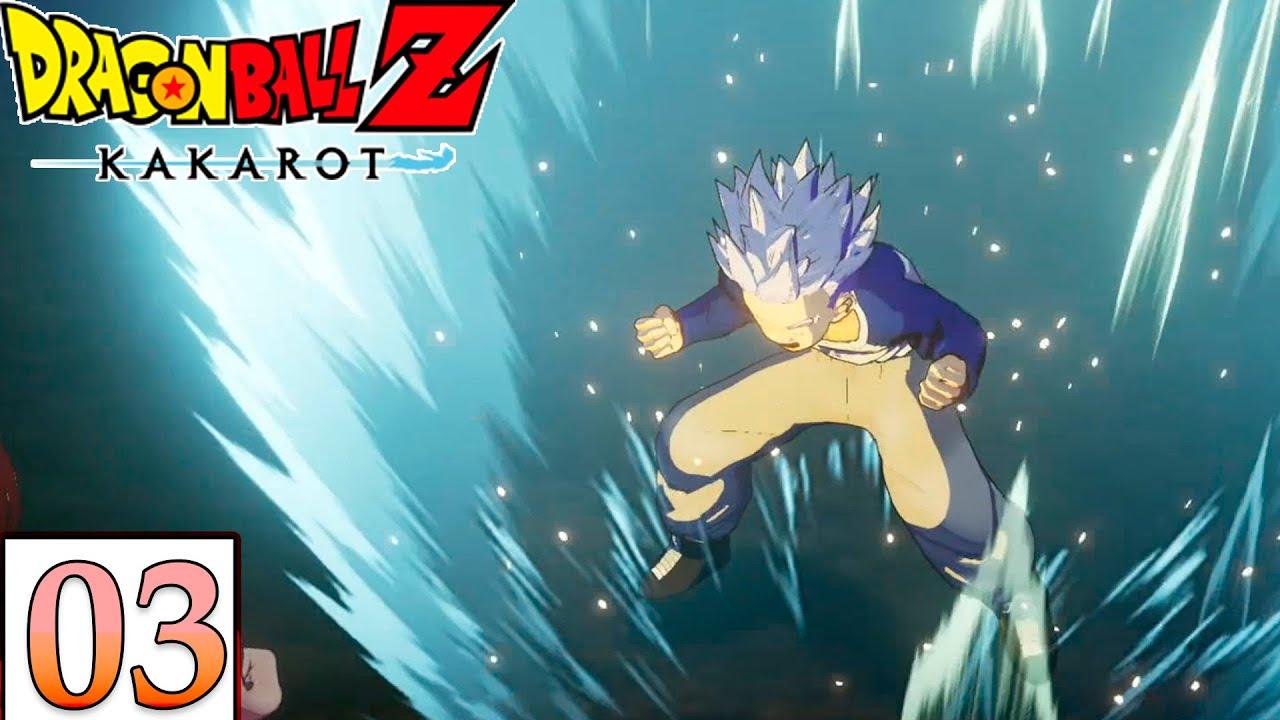 Dragon Ball Z Kakarot, DBZK - DLC, O Super de Trunks