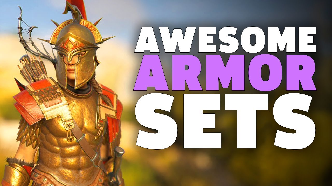 Assassin 39 s creed odyssey awesome armor and how to get it youtube - Assassin s creed pictures ...