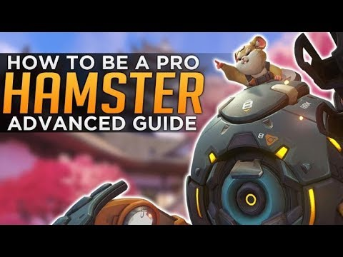 Overwatch: How to be a PRO Hammond! - Wrecking Ball Advanced Guide