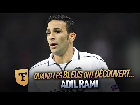 Champion du monde 2018 : Quand les Bleus ont découvert Adil Rami (Novembre 2011)